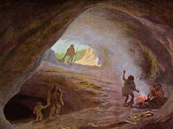 Заброшенная пещера