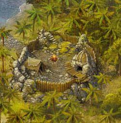 Островной форт