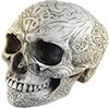 Обугленный череп сноуренга