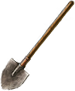 Лопата начинающего копателя