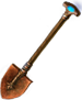 Лопата продвинутого копателя